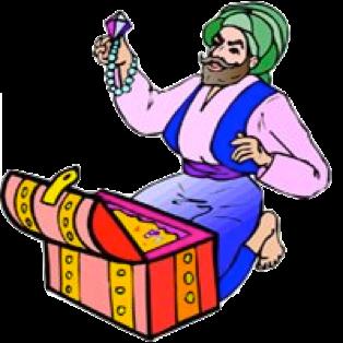 Współczesny Ali-Baba czyli któż to zacz jest?