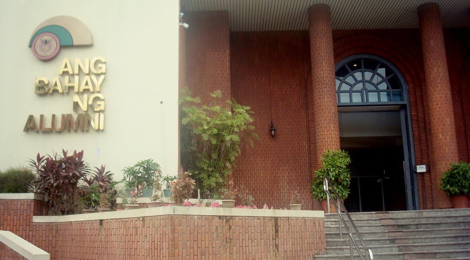 Restaurant Of Choice at UP Bahay Ng Alumni