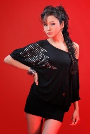 Nepali Model Saruna Khatri  hot Pics Photos