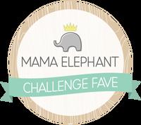 Mama Elephant Challenge Fave