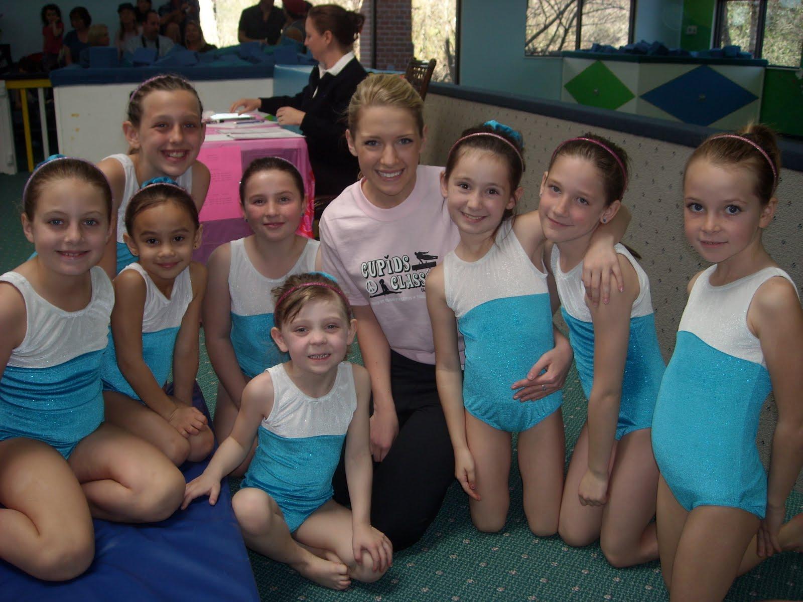 go for it classic gymnastics meet