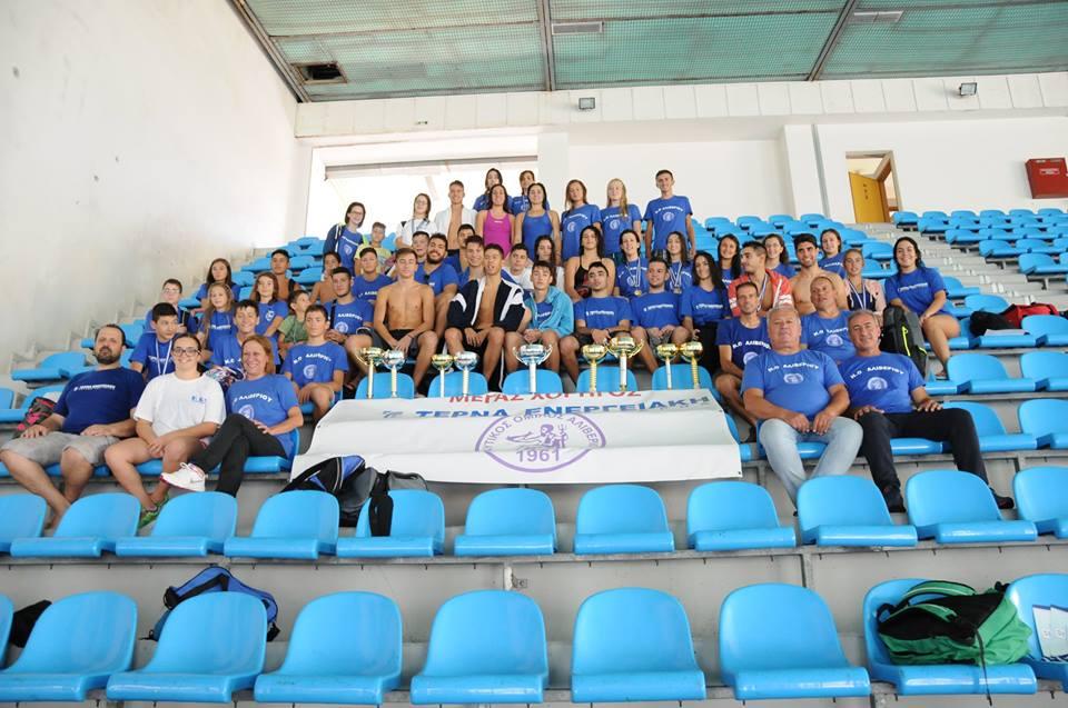 Πρωταθλητής Συλλόγων θάλασσας-Καρπενήσι 2017
