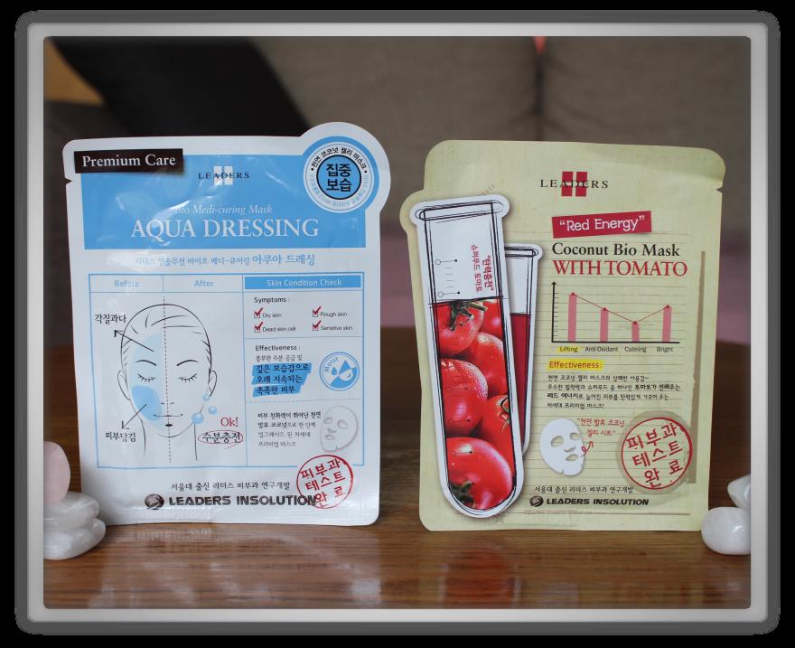 겟잇뷰티박스 by 미미박스 memebox beautybox #the mask edition #2 unboxing review preview box Leaders insolution mask sheet bio curing aqua dressing coconut tomato