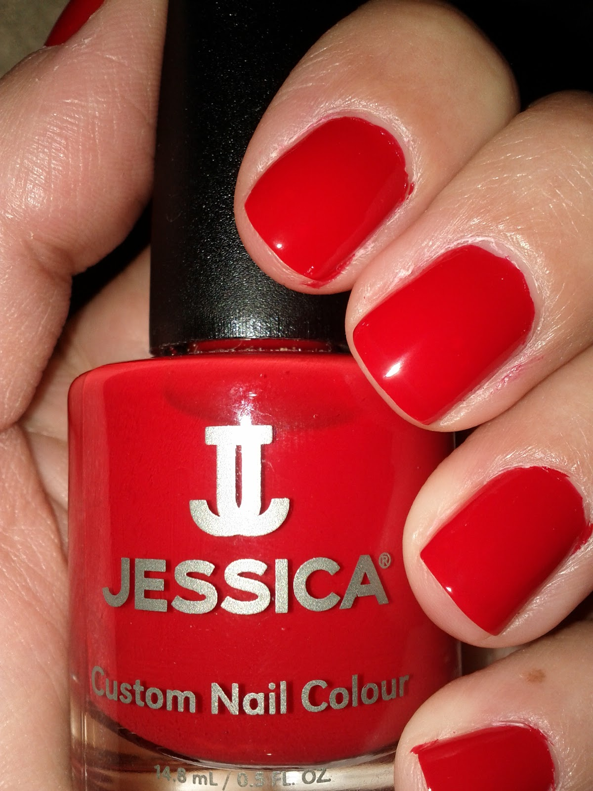 Lipgloss Break: jessica nail polish