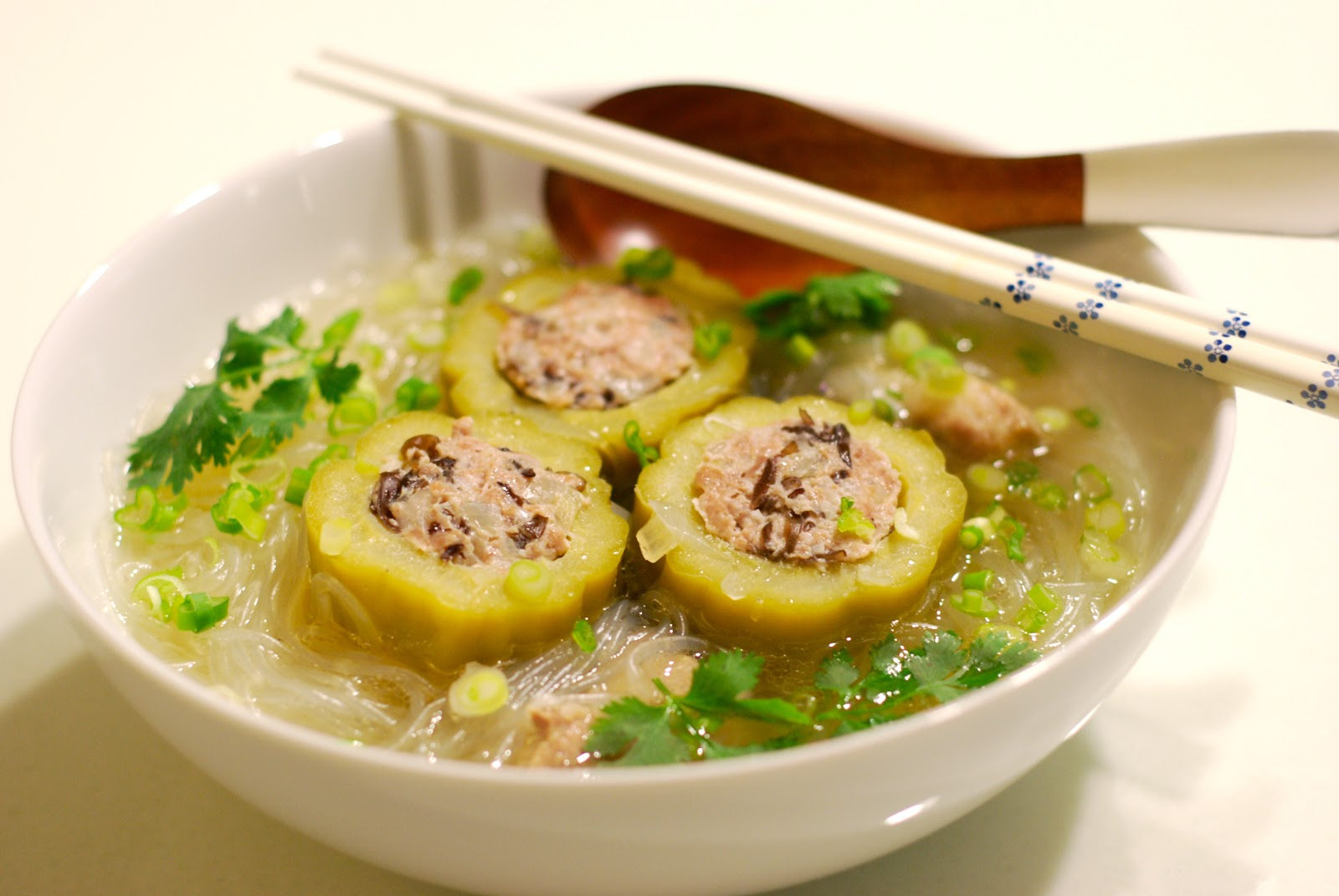 chinese bitter melon soup - photo #28