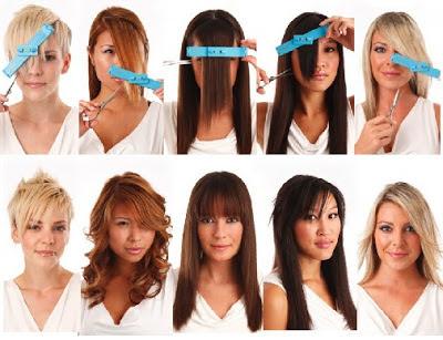 Veja como cortar o cabelo sozinha com Crea Clip:
