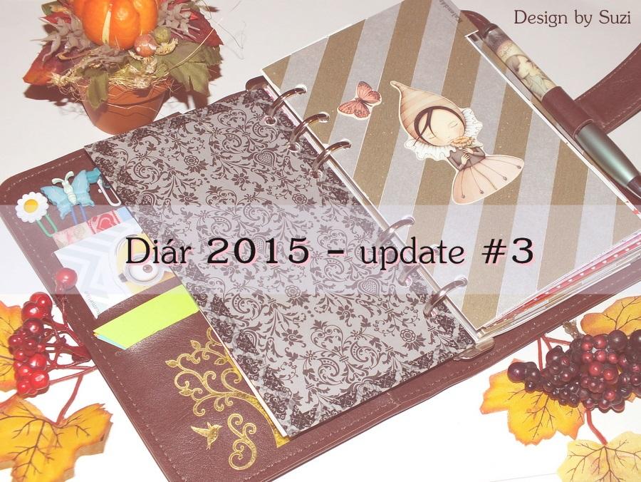 Diár 2015 - Update 3