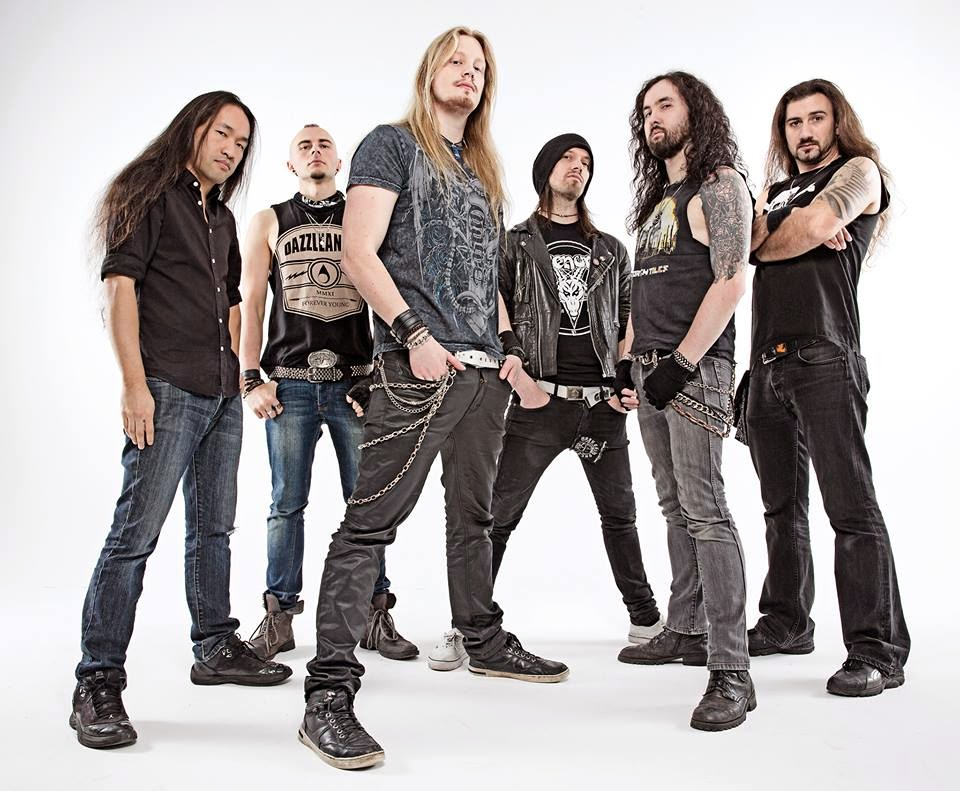 Dragonforce - band