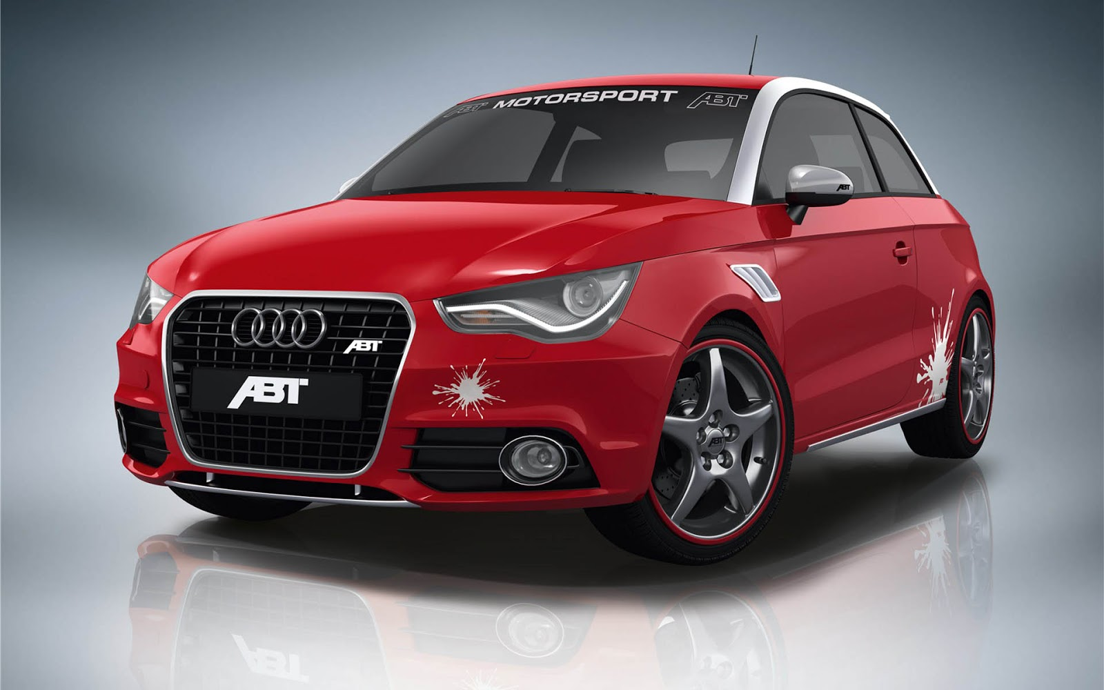 2010 abt audi a1 wallpapers auto cars concept. Black Bedroom Furniture Sets. Home Design Ideas