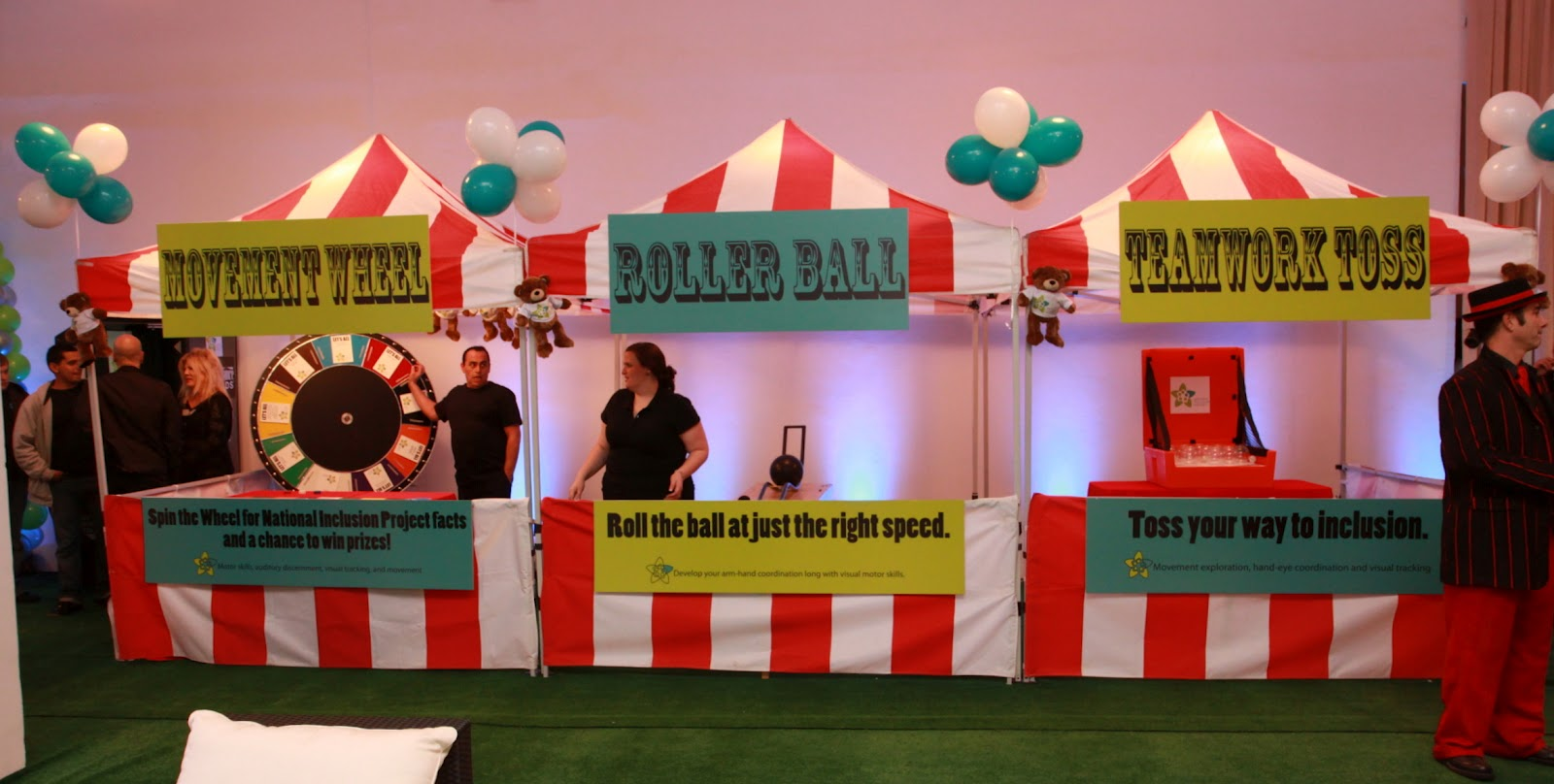 adult booth activity