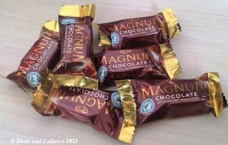 Magnum Mini Chocolates
