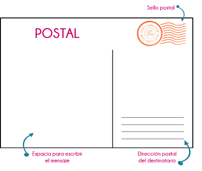imprimir postal: