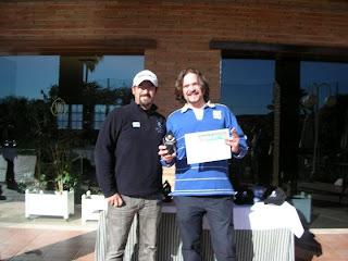 Guanyador al P&P Cambrils 1 prova Ranking Tarragona 2012
