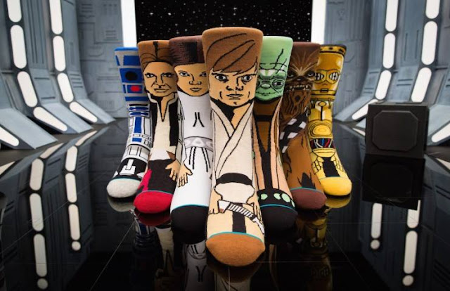 Stance The Force Box Set | Exklusive Sneaker Socks im Star Wars Design