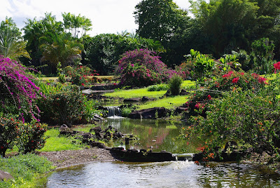 Nani Mau Gardens Hilo Hawaii Island