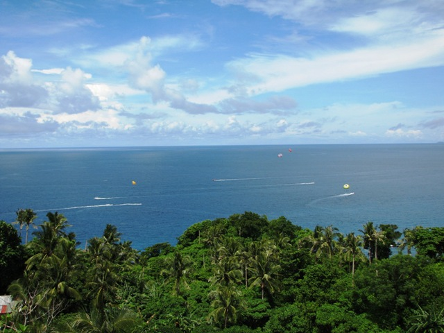 Mt. Luho Boracay, Boracay's highest point, Boracay Island, Boracay viewdeck