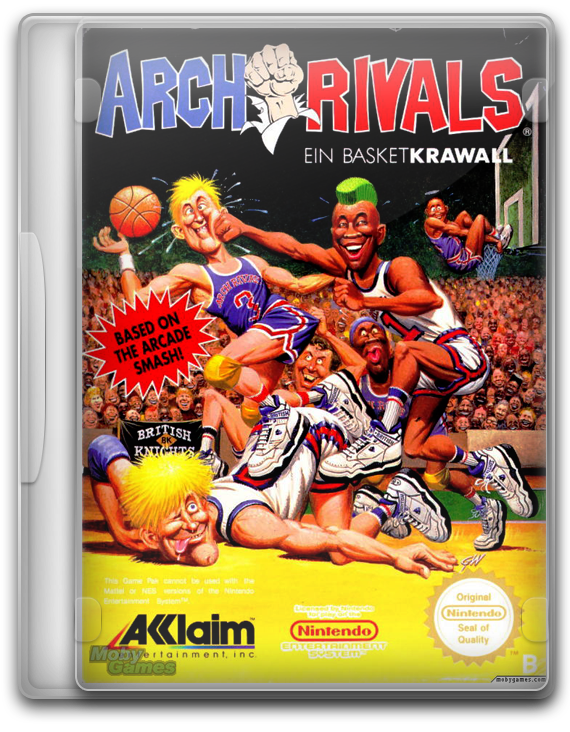 Arch Rivals Arcade