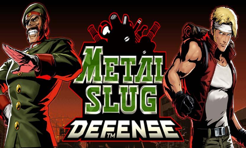 Download Game Metal Slug Defense v1.30.0 (Unlimited MSP/Medals/BP) APK Full