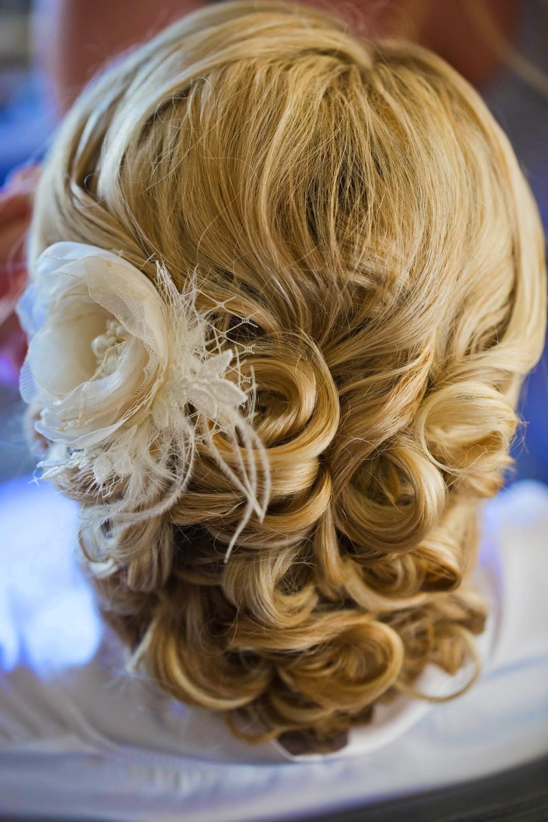 Sacramento wedding and bridal hair design by Christi Reynolds Beauty