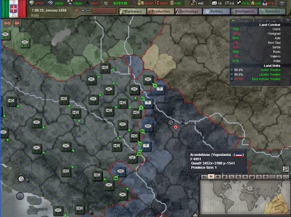 Hearts of Iron III ScreenShot 02