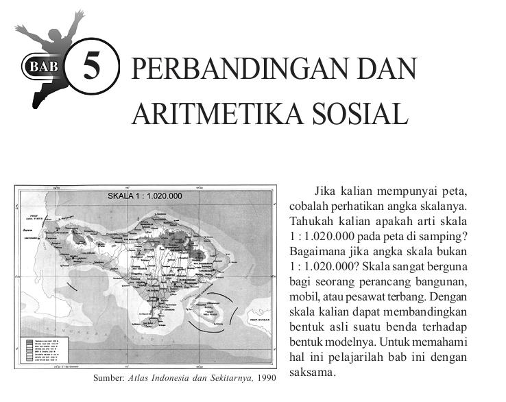 Materi Perbandingan Dan Aritmetika Sosial Matematika Smp Kelas Vii