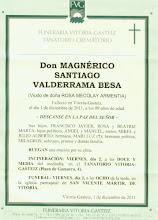 MAGNÉRICO SANTIAGO
