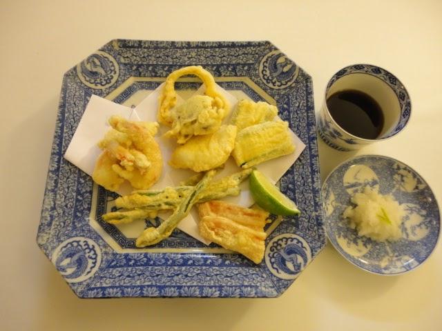 Ma vraie cuisine japonaise tempura - Ma vraie cuisine japonaise ...