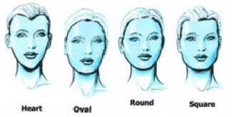 Tips Make up sesuai bentuk wajah