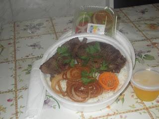 Comida caseira a domicílio
