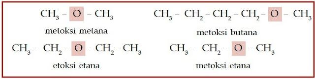 senyawa eter