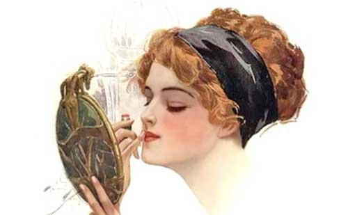 La apasionante historia del maquillaje