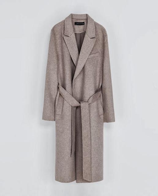 Maxi abrigos Zara