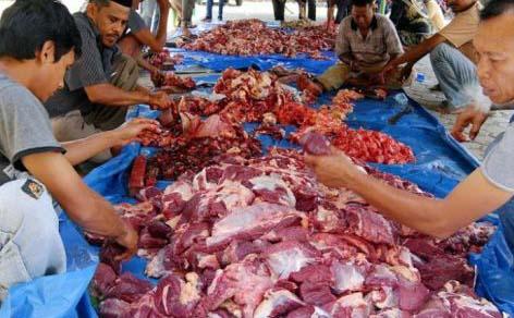 Mengapa Daging Qurban Bisa Haram?