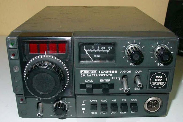 Icom IC-245E