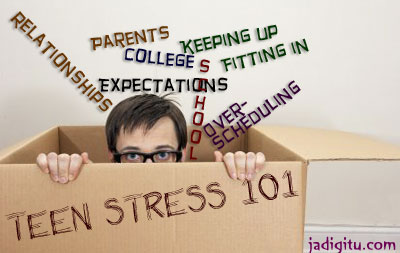 Stres Pada Remaja http://jadigitu.com
