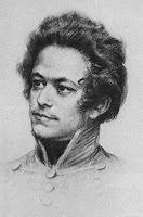Karl Marx in his youth