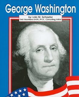bookcover of Schaefer's George Washington