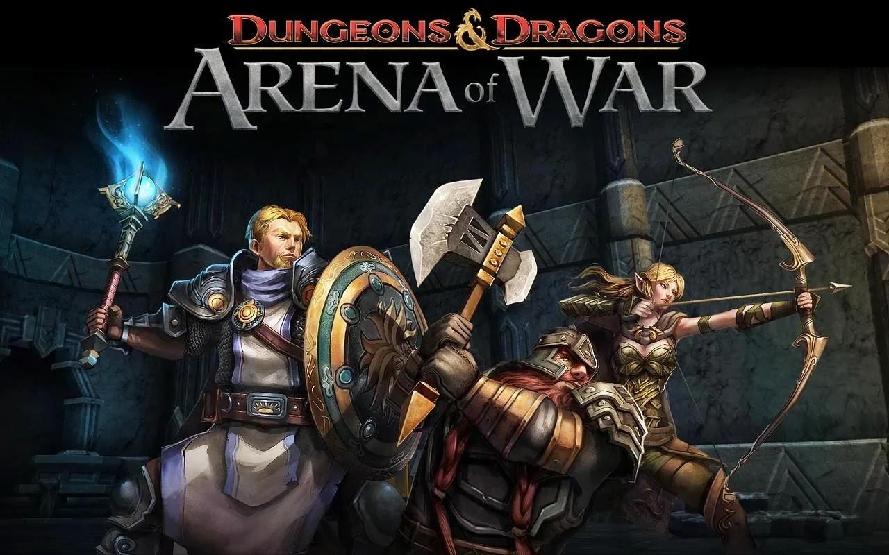 D&D Arena of War v10.0.0 Mod