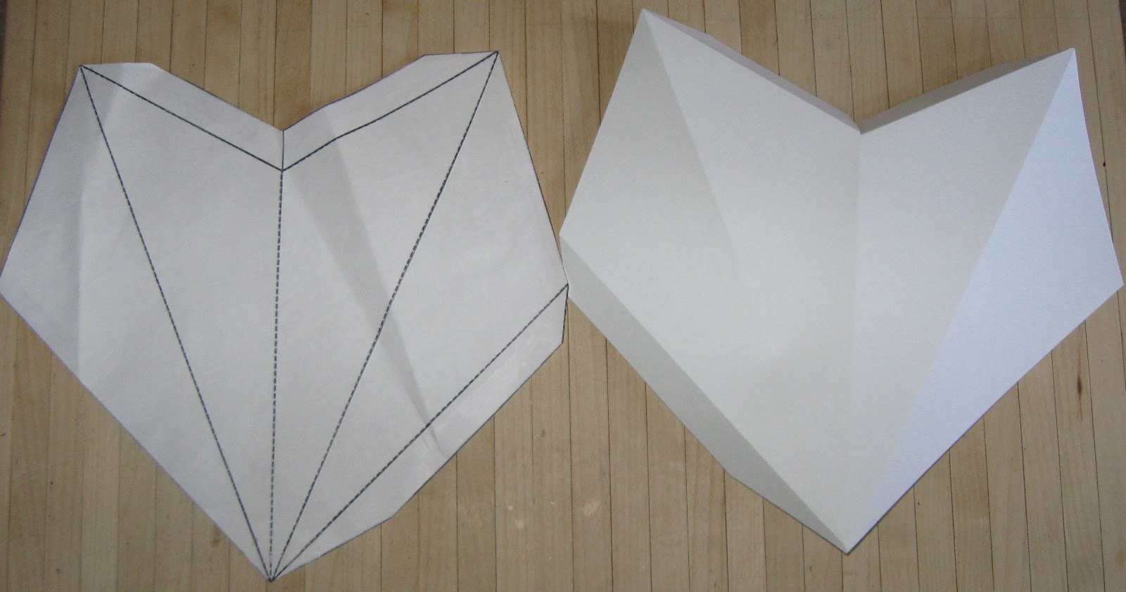 The Sincerest Form of Flattery: Paper Star Lanterns