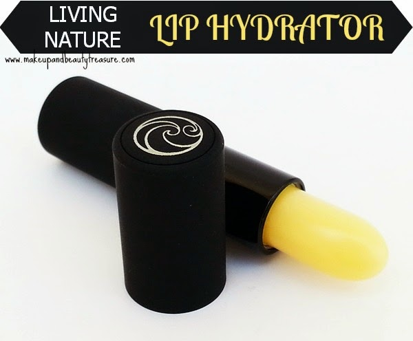 Living-Nature-Lip-Balm-Review