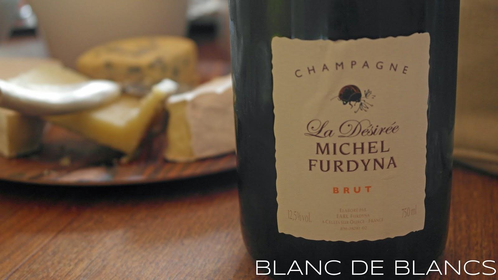 Michel Furdyna Champagne - www.blancdeblancs.fi