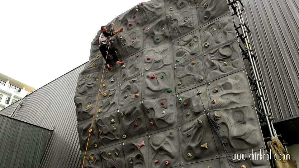 Wall Climbing UTC Pudu Sentral