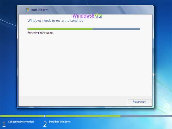 Panduan Cara Instal Windows 7 step 13