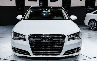 2014 Audi A8 TDI front view 1024x640