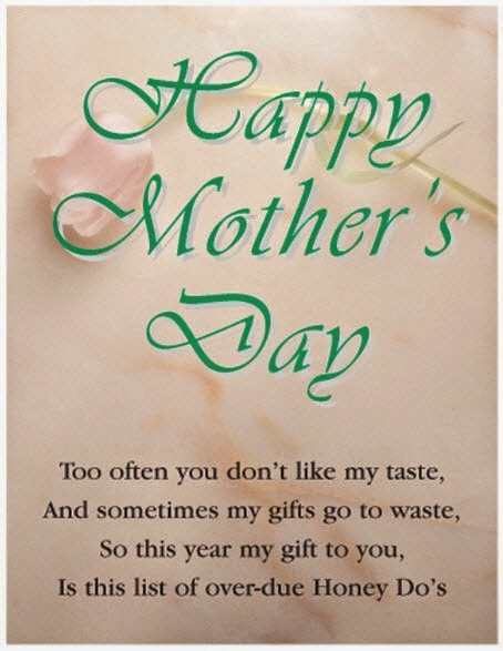 Mother's Day Quotes, part 1