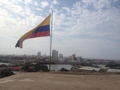 Castillo de San Felipe - Cartagena