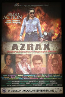 Film Terbaru AZRAK 2013 - Indonesia Movie
