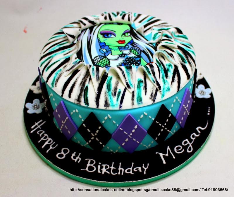 Frankie Monster High Birthday Cake Wiring Diagrams