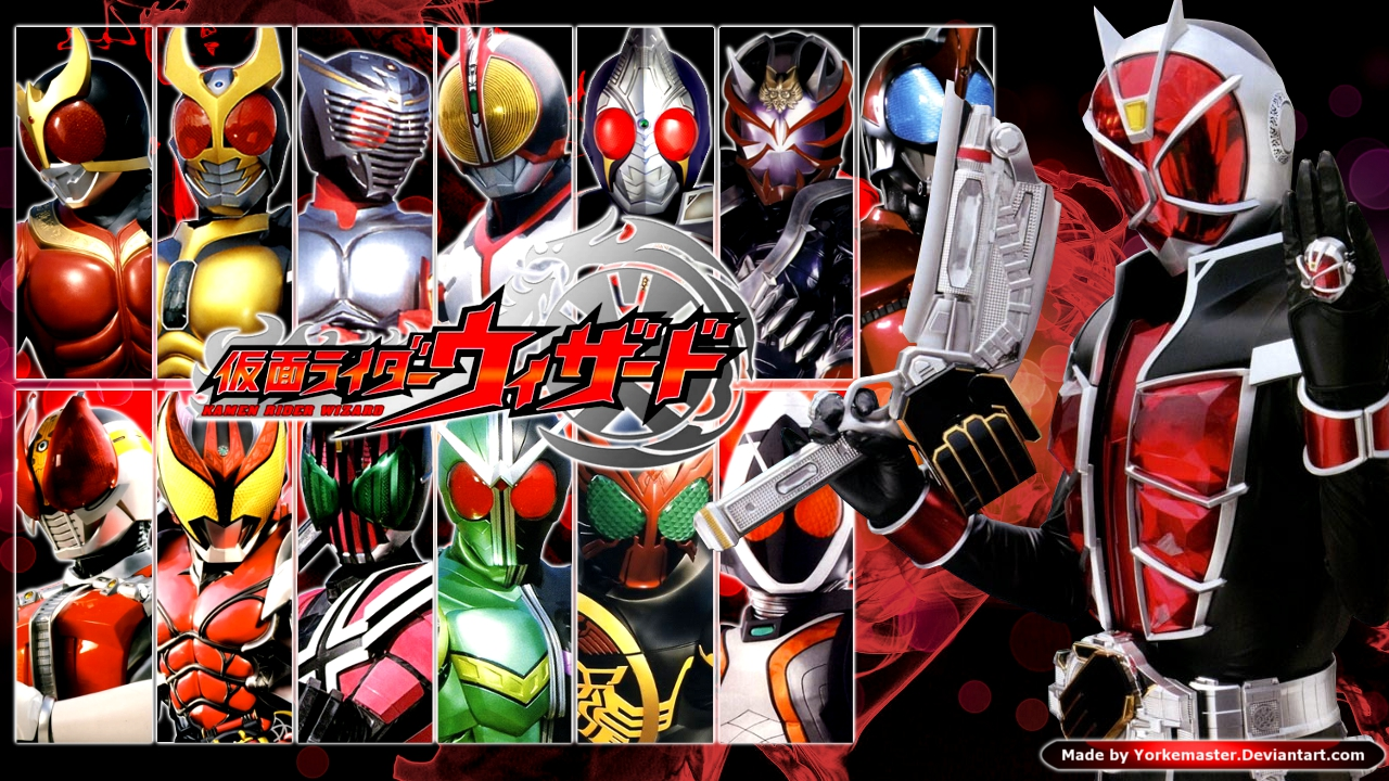 Firestarter S Blog Kamen Rider Wizard Enemies Revealed Kamen Rider
