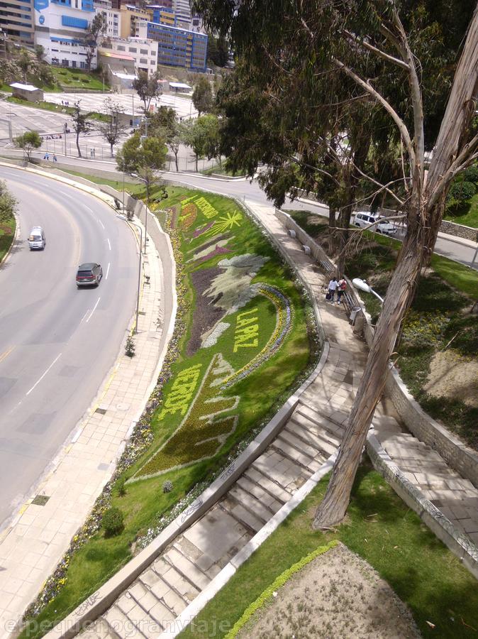 Jardines Parque Urbano